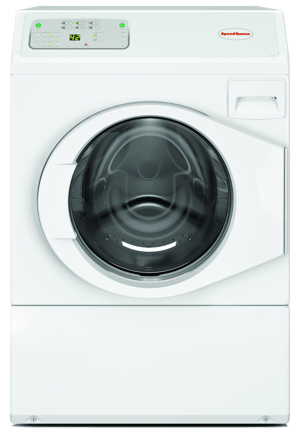 Speedqueen White 9 5kg Commercial Front Load Washer - Harvey